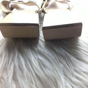BAMBOO Shoes - Women's Bamboo Thong Slip on wedge Sandal. 10